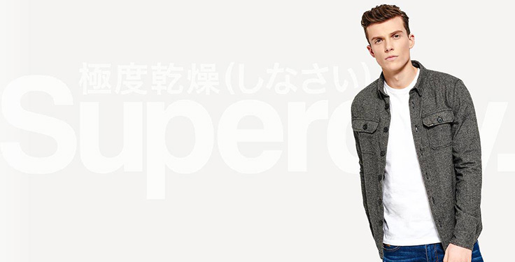 Superdry Mens