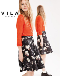 Vila clothing
